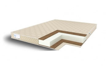 Купить матрас Comfort Line Double Cocos Eco Roll +  (135х190)